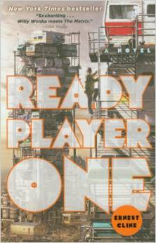 Ready Player One - Book review | Like dystopian stories AND eighties nostalgia? Then this book might just be for you! Click through for an in-depth review.