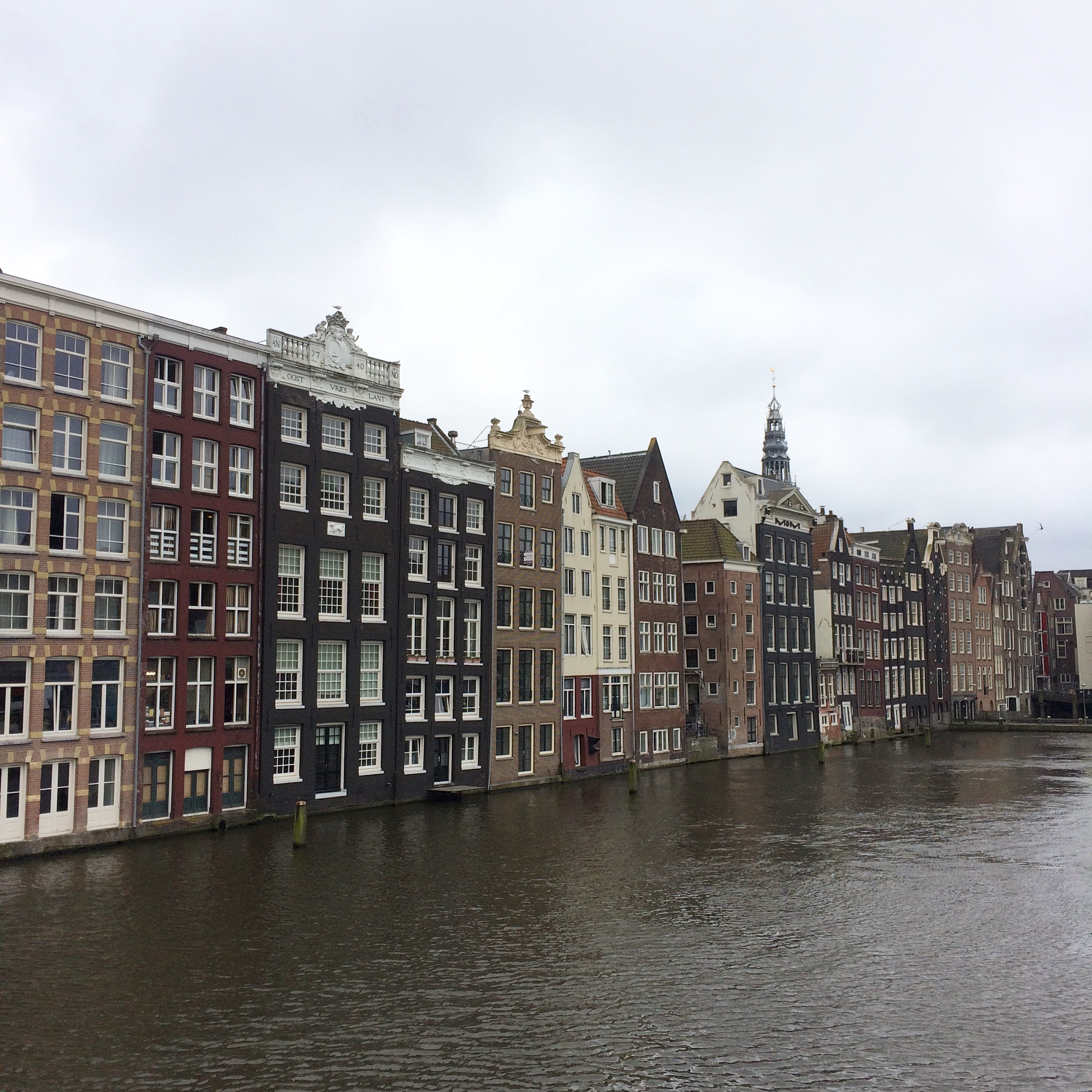 April recap: Amsterdam houses - http://weirdatheart.com/april-recap/ ‎