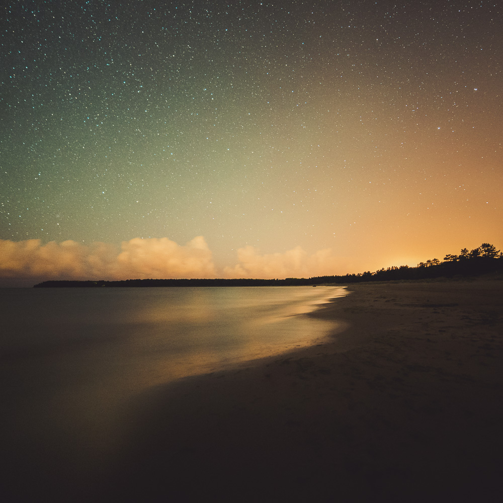 Friday Favorite - Mikko Lagerstedt Dreamy Night - Weird at Heart http://weirdatheart.com/friday-favorite-mikko-lagerstedt/