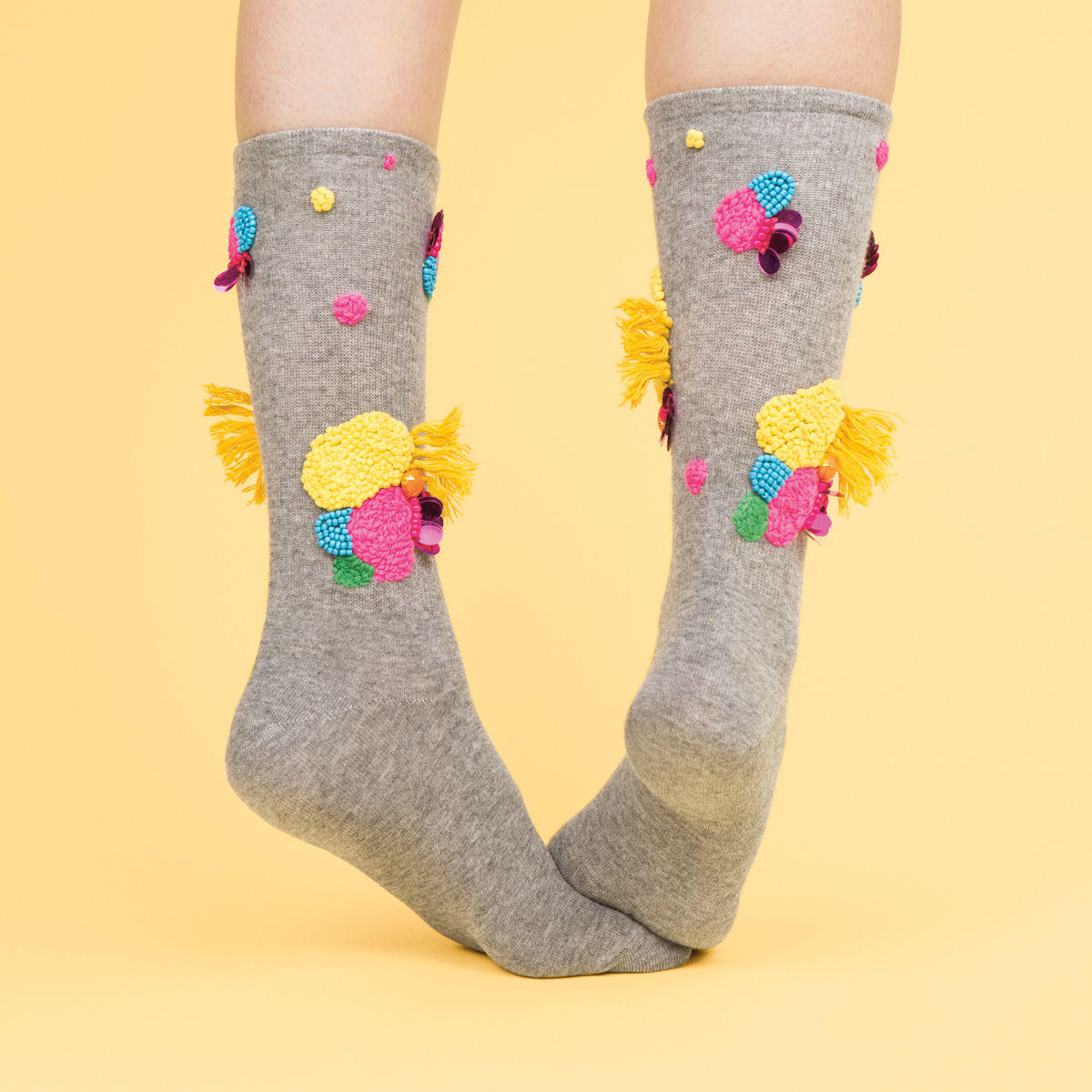 FrankieMag must-have socks colorful fantasy http://weirdatheart.com/absolutely-must-have-socks/