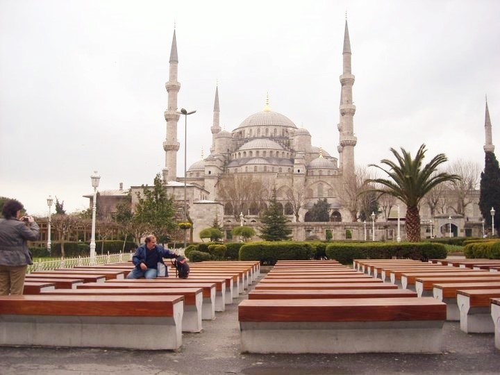 Tales on Tuesday - Istanbul with Rambo