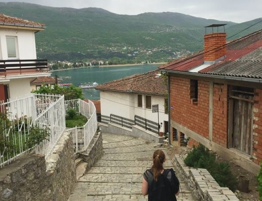 Walking in Ohrid (2)