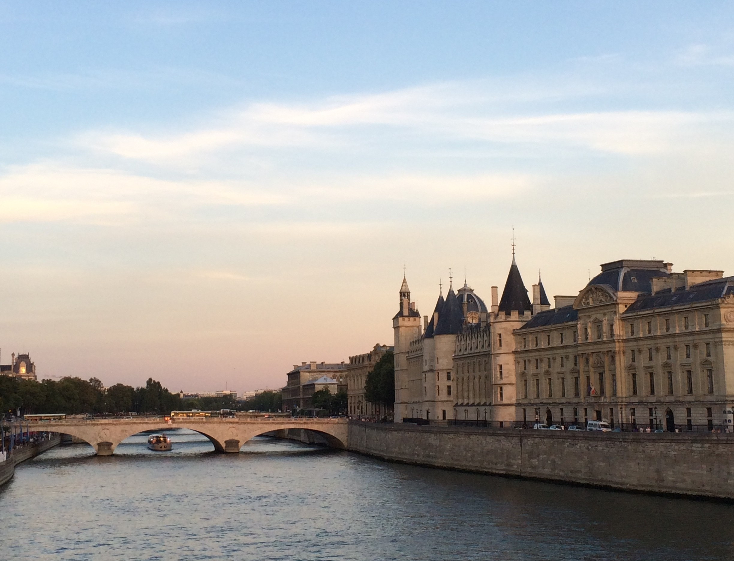 7 secret Paris tips that are not the Eiffel Tower - Castle Conciergerie | Weird at Heart